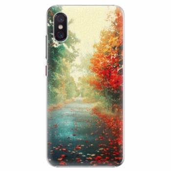 Plastové pouzdro iSaprio - Autumn 03 - Xiaomi Mi 8 Pro
