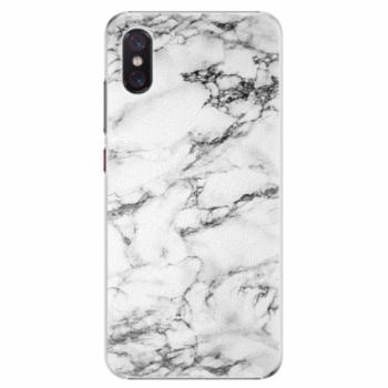 Plastové pouzdro iSaprio - White Marble 01 - Xiaomi Mi 8 Pro