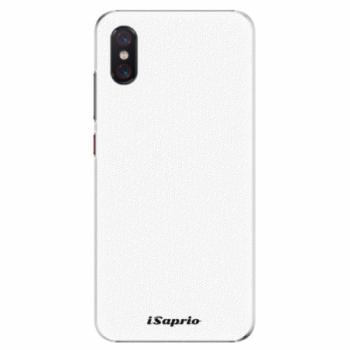 Plastové pouzdro iSaprio - 4Pure - bílý - Xiaomi Mi 8 Pro