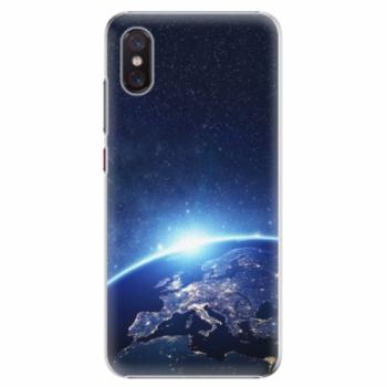 Plastové pouzdro iSaprio - Earth at Night - Xiaomi Mi 8 Pro