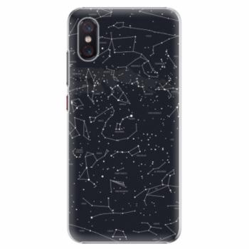 Plastové pouzdro iSaprio - Night Sky 01 - Xiaomi Mi 8 Pro