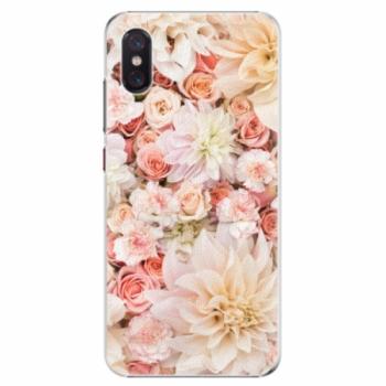 Plastové pouzdro iSaprio - Flower Pattern 06 - Xiaomi Mi 8 Pro