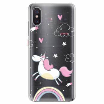 Plastové pouzdro iSaprio - Unicorn 01 - Xiaomi Mi 8 Pro