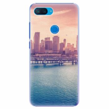 Plastové pouzdro iSaprio - Morning in a City - Xiaomi Mi 8 Lite