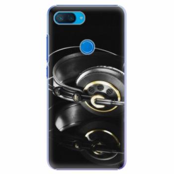 Plastové pouzdro iSaprio - Headphones 02 - Xiaomi Mi 8 Lite