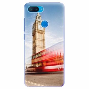 Plastové pouzdro iSaprio - London 01 - Xiaomi Mi 8 Lite