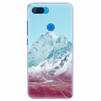 Plastové pouzdro iSaprio - Highest Mountains 01 - Xiaomi Mi 8 Lite