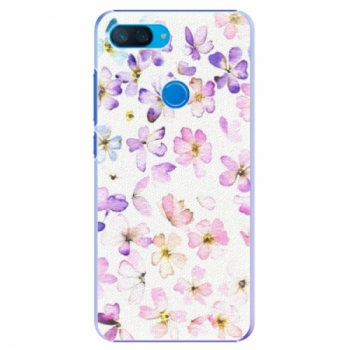 Plastové pouzdro iSaprio - Wildflowers - Xiaomi Mi 8 Lite