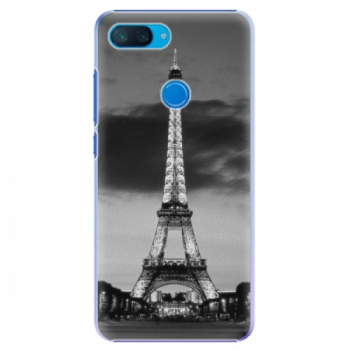 Plastové pouzdro iSaprio - Midnight in Paris - Xiaomi Mi 8 Lite