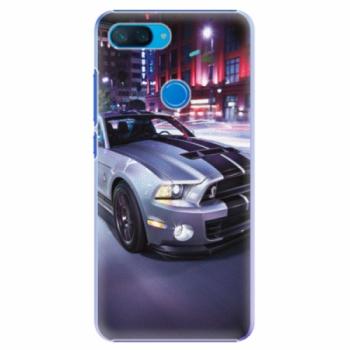 Plastové pouzdro iSaprio - Mustang - Xiaomi Mi 8 Lite