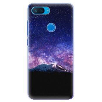 Plastové pouzdro iSaprio - Milky Way - Xiaomi Mi 8 Lite
