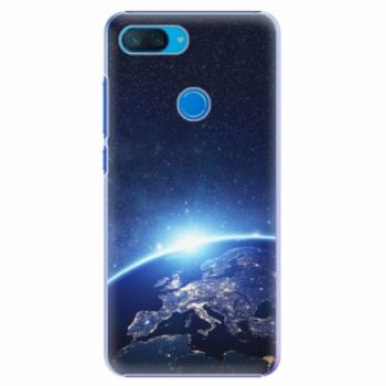 Plastové pouzdro iSaprio - Earth at Night - Xiaomi Mi 8 Lite