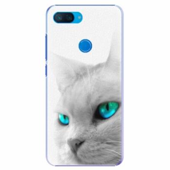 Plastové pouzdro iSaprio - Cats Eyes - Xiaomi Mi 8 Lite