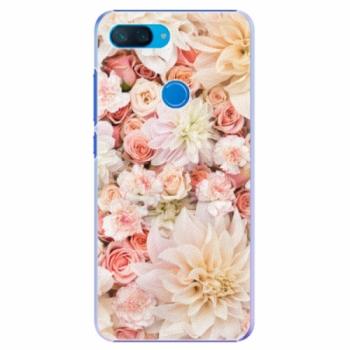 Plastové pouzdro iSaprio - Flower Pattern 06 - Xiaomi Mi 8 Lite