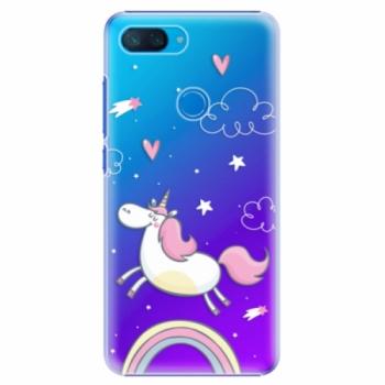 Plastové pouzdro iSaprio - Unicorn 01 - Xiaomi Mi 8 Lite