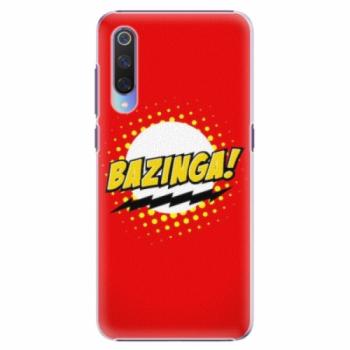 Plastové pouzdro iSaprio - Bazinga 01 - Xiaomi Mi 9