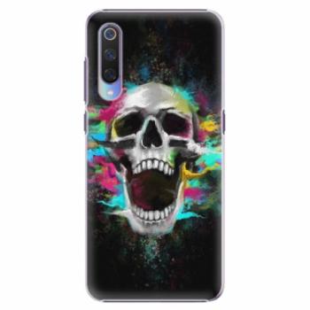 Plastové pouzdro iSaprio - Skull in Colors - Xiaomi Mi 9