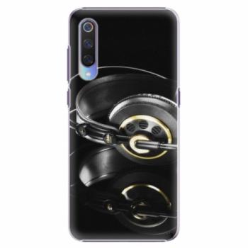 Plastové pouzdro iSaprio - Headphones 02 - Xiaomi Mi 9