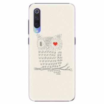Plastové pouzdro iSaprio - I Love You 01 - Xiaomi Mi 9