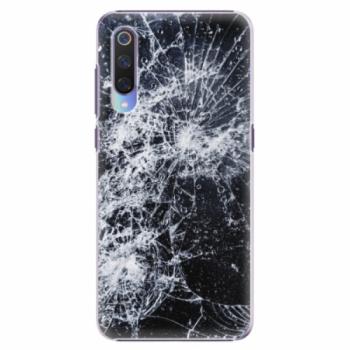 Plastové pouzdro iSaprio - Cracked - Xiaomi Mi 9