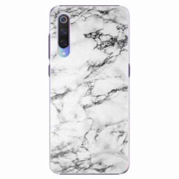 Plastové pouzdro iSaprio - White Marble 01 - Xiaomi Mi 9