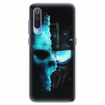 Plastové pouzdro iSaprio - Roboskull - Xiaomi Mi 9