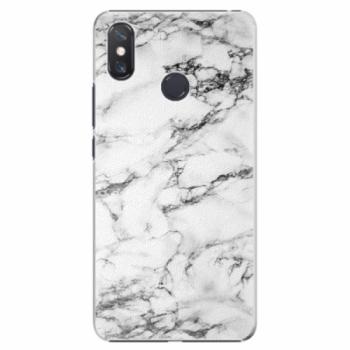 Plastové pouzdro iSaprio - White Marble 01 - Xiaomi Mi Max 3