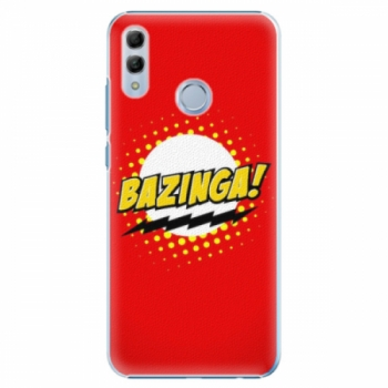 Plastové pouzdro iSaprio - Bazinga 01 - Huawei Honor 10 Lite