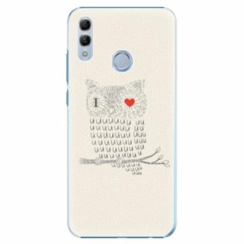 Plastové pouzdro iSaprio - I Love You 01 - Huawei Honor 10 Lite