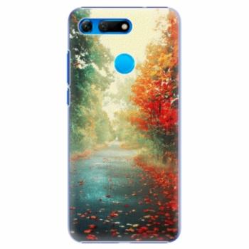 Plastové pouzdro iSaprio - Autumn 03 - Huawei Honor View 20