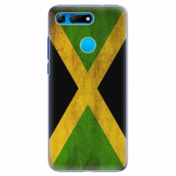 Plastové pouzdro iSaprio - Flag of Jamaica - Huawei Honor View 20