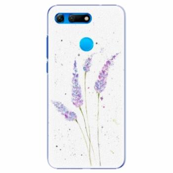 Plastové pouzdro iSaprio - Lavender - Huawei Honor View 20