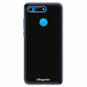 Plastové pouzdro iSaprio - 4Pure - černý - Huawei Honor View 20