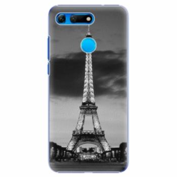 Plastové pouzdro iSaprio - Midnight in Paris - Huawei Honor View 20