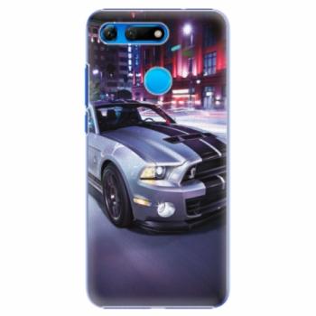 Plastové pouzdro iSaprio - Mustang - Huawei Honor View 20