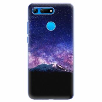 Plastové pouzdro iSaprio - Milky Way - Huawei Honor View 20