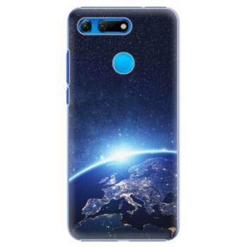 Plastové pouzdro iSaprio - Earth at Night - Huawei Honor View 20
