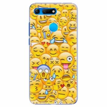 Plastové pouzdro iSaprio - Emoji - Huawei Honor View 20