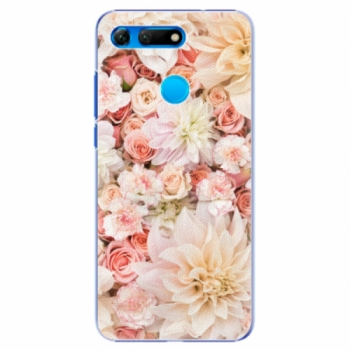 Plastové pouzdro iSaprio - Flower Pattern 06 - Huawei Honor View 20