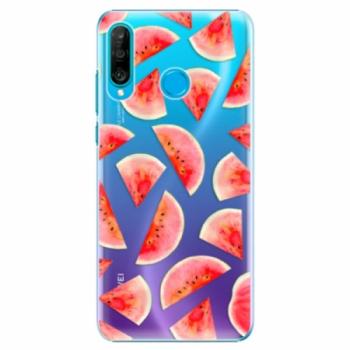 Plastové pouzdro iSaprio - Melon Pattern 02 - Huawei P30 Lite