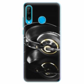 Plastové pouzdro iSaprio - Headphones 02 - Huawei P30 Lite