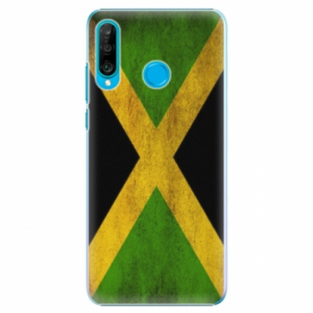 Plastové pouzdro iSaprio - Flag of Jamaica - Huawei P30 Lite