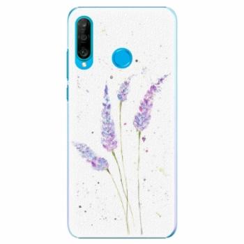 Plastové pouzdro iSaprio - Lavender - Huawei P30 Lite
