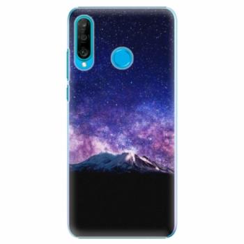 Plastové pouzdro iSaprio - Milky Way - Huawei P30 Lite