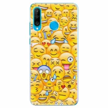 Plastové pouzdro iSaprio - Emoji - Huawei P30 Lite