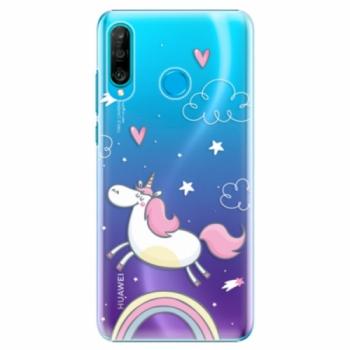 Plastové pouzdro iSaprio - Unicorn 01 - Huawei P30 Lite
