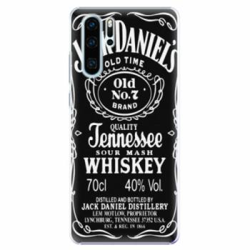 Plastové pouzdro iSaprio - Jack Daniels - Huawei P30 Pro