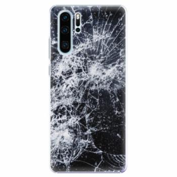 Plastové pouzdro iSaprio - Cracked - Huawei P30 Pro