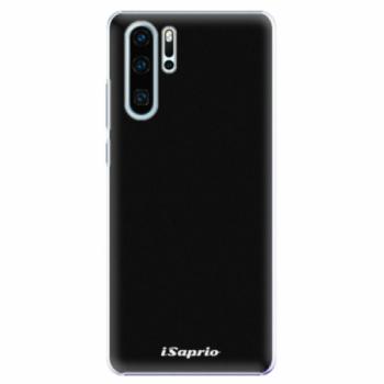 Plastové pouzdro iSaprio - 4Pure - černý - Huawei P30 Pro