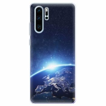 Plastové pouzdro iSaprio - Earth at Night - Huawei P30 Pro